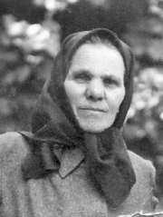 Ma grand-mère Judita