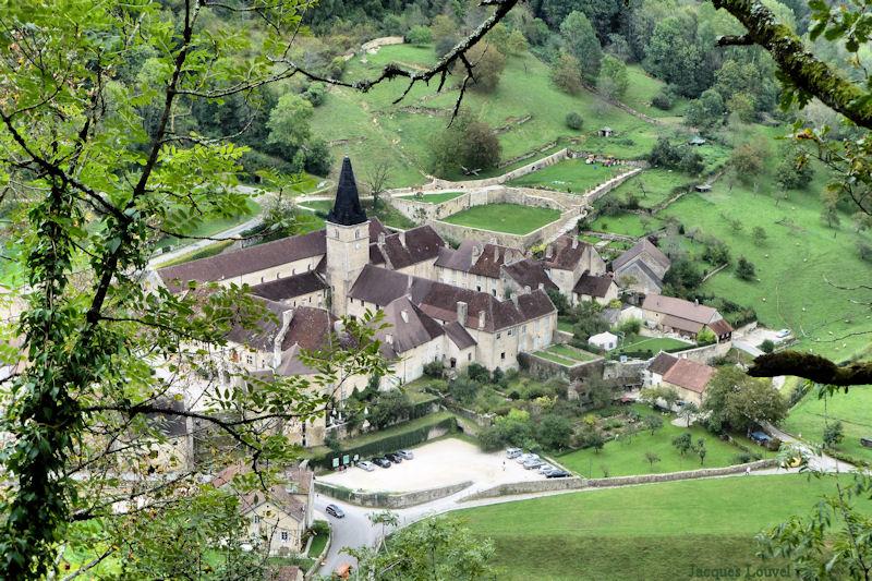 L 39 abbaye de baume les messieurs - Office du tourisme baume les messieurs ...