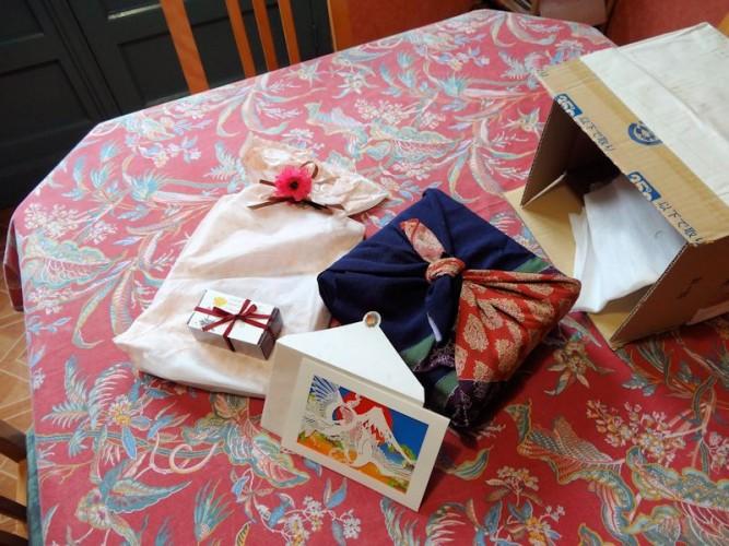 L'art japonais de faire un cadeau