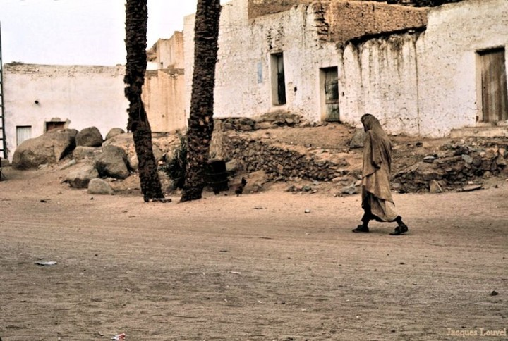 Tassili n'Ajjer : Djanet, athmosphère de sable