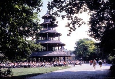 Englischer Garten, Munich - 1980